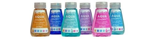 Aquacouleur tm coloration de piscine de piscine for Brome piscine danger